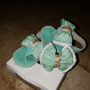 Other - Baby girl sandals